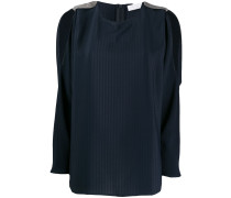 Bluse mit Cut-Outs