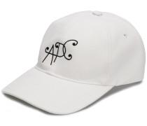 A.P.C. Baseballkappe mit Logo
