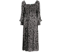 'Marie' Kleid mit Print