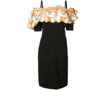 Schulterfreies 'Teddy' Kleid