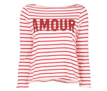 Amour breton stripe top