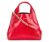 'Cabas' Handtasche mit Kettenriemen