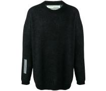Pullover mit Pfeil-Print