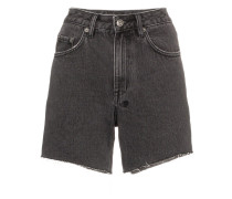 'Racer' Jeans-Shorts