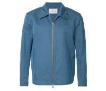 zip front lightweight jacket