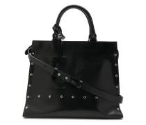 Mittelgroße Handtasche mit Nieten