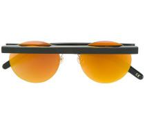 'Stable' Sonnenbrille mit rundem Gestell