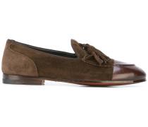 Loafer mit Quasten