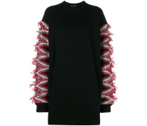 Denit sweater dress