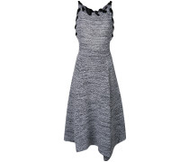 woven neck dress