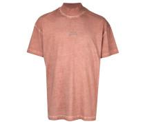 A-Cold-Wall* T-Shirt mit geripptem Kragen