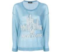 New York knitted top