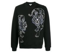 Sweatshirt mit Tigern