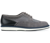brogue lace-up shoes