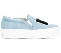 'NY' Sneakers