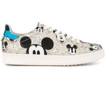 Mickey glitter sneakers