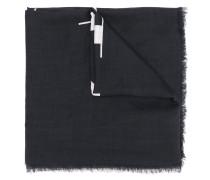 'VLTN' Schal mit Print