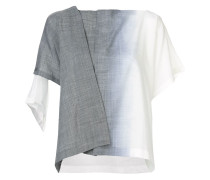 ISSEY MIYAKE IL76FD662 12 GRAY ??? Synthetic->Polyester