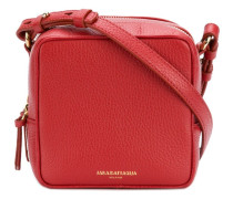 Handtasche im Würfel-Design