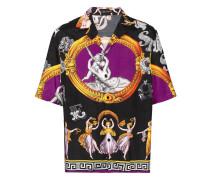 Hemd mit Amor-und-Psyche-Print