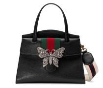 GucciTotem medium top handle bag