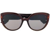 Sonnenbrille mit Monogramm