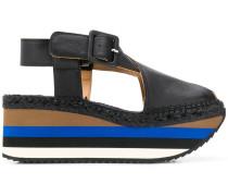 Kozakura platform sandals