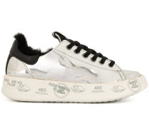 Sneakers mit Shearling