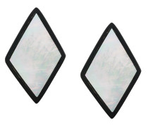 large diamond-shape earrings