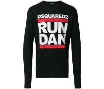 "Langarmshirt mit ""Run Dan""-Print"