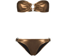 'Bandcamp' Bandeau-Bikini