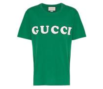 Übergroßes T-Shirt mit -Print