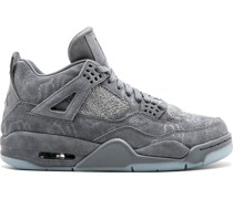 'Air  4 Retro Kaws' Sneakers