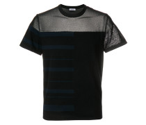 T-Shirt mit Einsatz