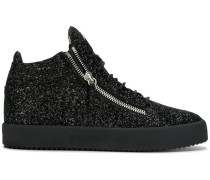 Glitzernde 'Kriss' Sneakers