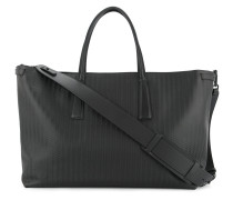 Texturierter Oversized-Shopper