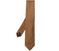 printed styled tie