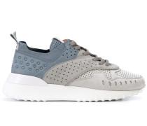 Perforierte Sneakers