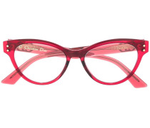 'DiorCD4' Cat-Eye-Brille