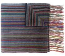 Gestreifter Kaschmir-Schal