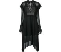 Kleid mit Häkeldetail