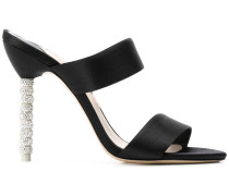 Rosalind heeled mules