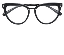 Cat-Eye-Brille
