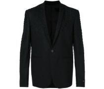 appliqué blazer
