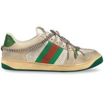 'Screener' Sneakers mit Kristallen