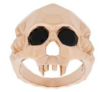 'Vampire Skull' Ring