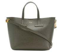 small branded tote