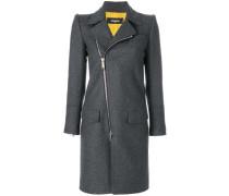 Mantel mit betonten Schultern