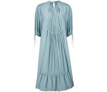 Oversized-Kleid mit Falten