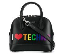 ''XXS'' 'I Love Techno Ville' Handtasche